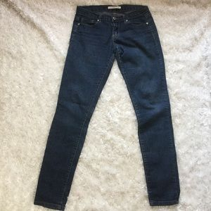 Forever jeans size 26 dark wash